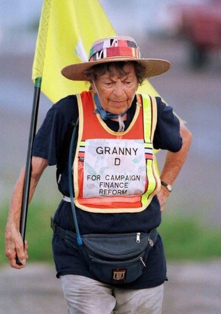 Doris Granny D Haddock