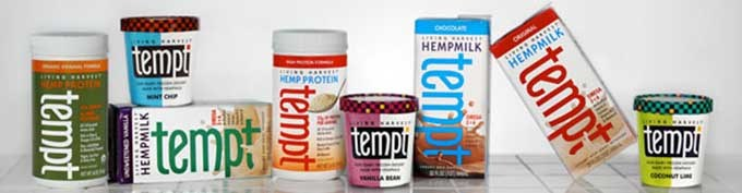 Robert designed the Tempt brand of hemp foods, and advanced hemp production technology.