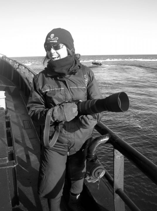 Jo-Anne McArthur Sea Shepherd