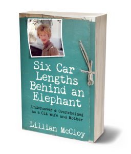 Six Car Lengths Behind an Elephant
