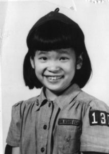 Wendy Tokuda girl scout